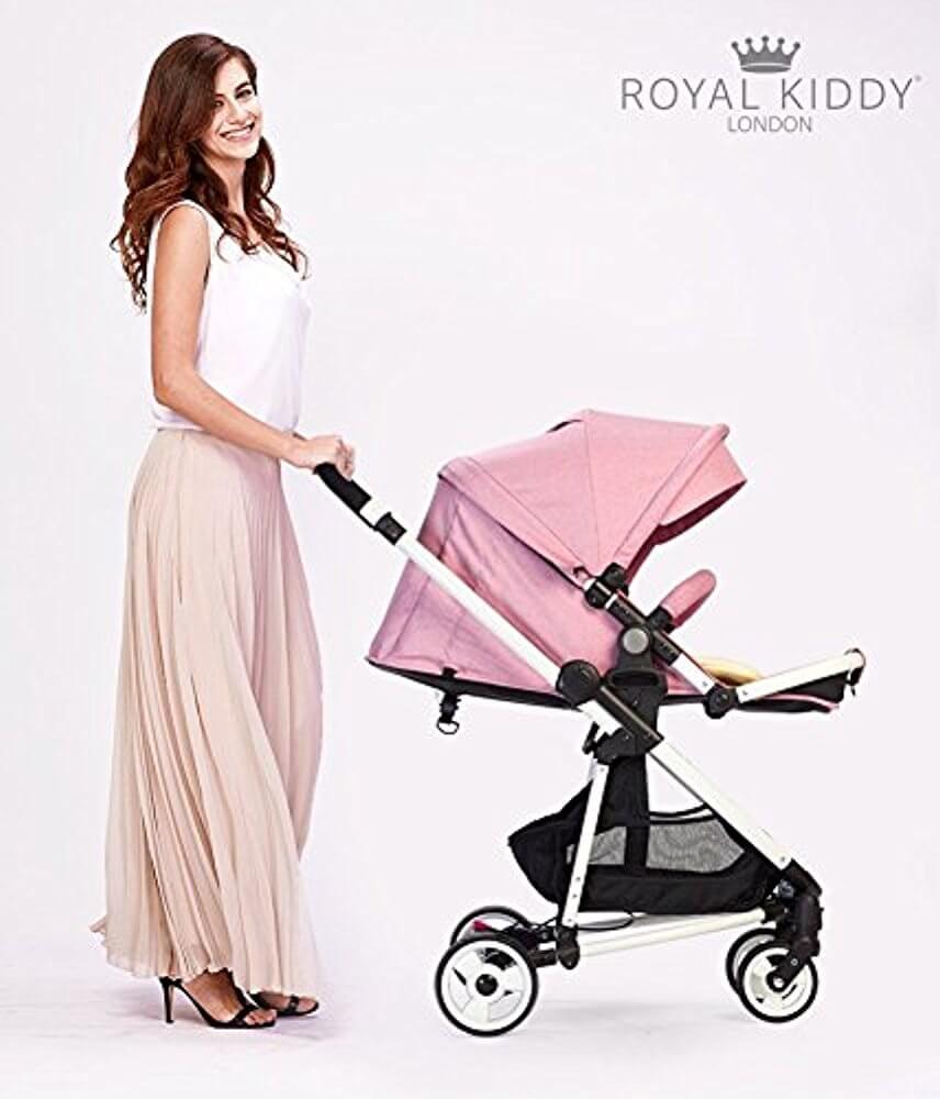 /Linus Van Felle/ CafePress/ /Baby Decke Super zart Neugeborene Wickeldecke petal pink